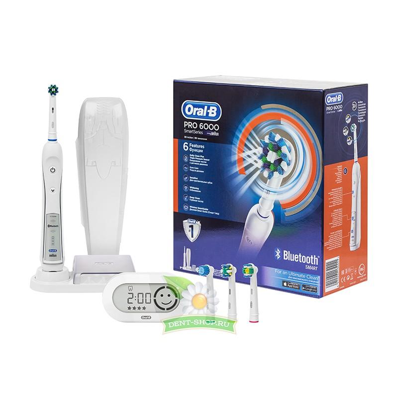 Электрические зубные щетки sc
