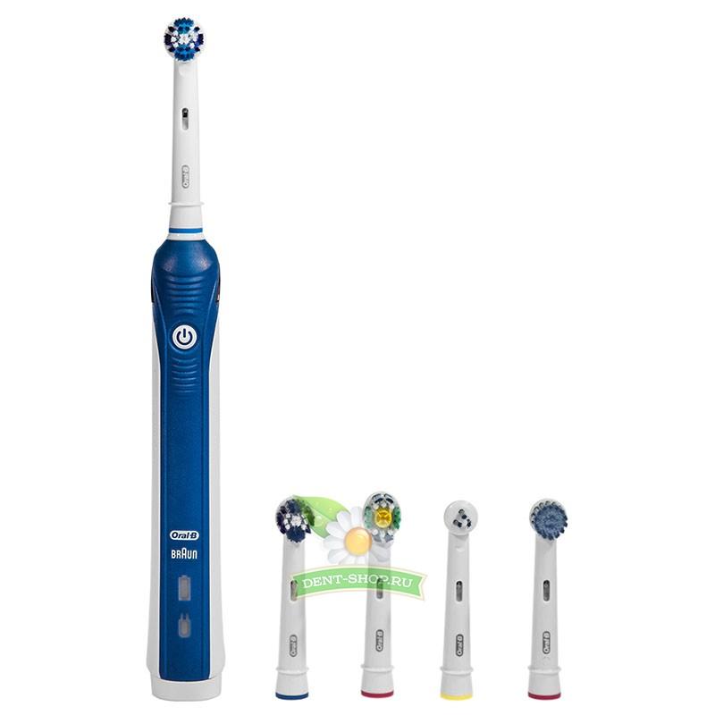 Электрические зубные щетки в аптеках есть