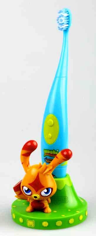 Электрическая зубная щетка детская oral и