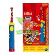Braun Oral-B Kids Power Toothbrush D10.513